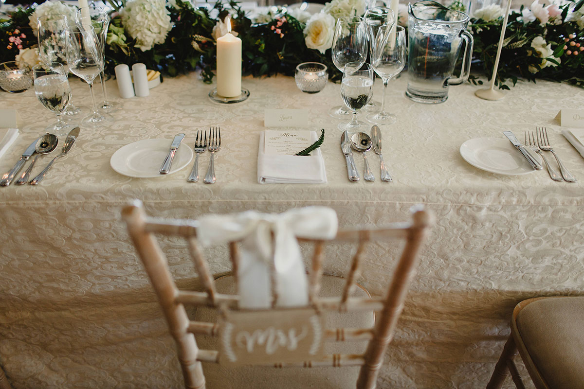 Real weddings laura cillian franc one of francs favourite moments of a wedding day is revealing the final design to his wedding couple its usually an emotional moment to say the least junglespirit Choice Image