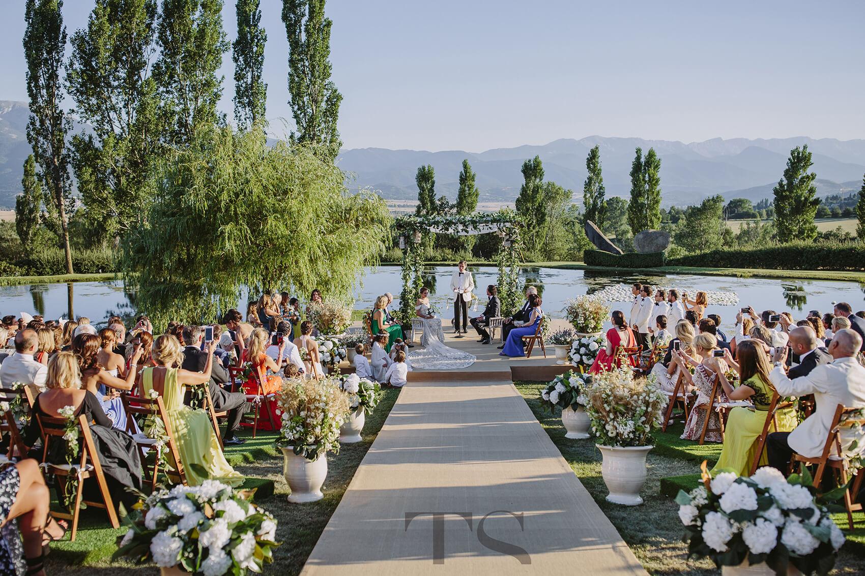 Weddings by Franc Weddings in Spain